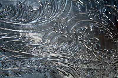 Relief engraving